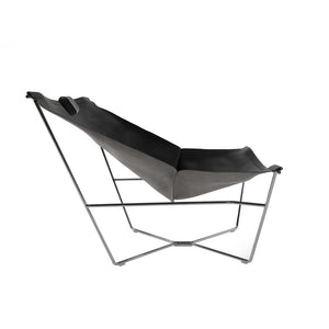 [FJC036BLK] Poppella Lounge Chair