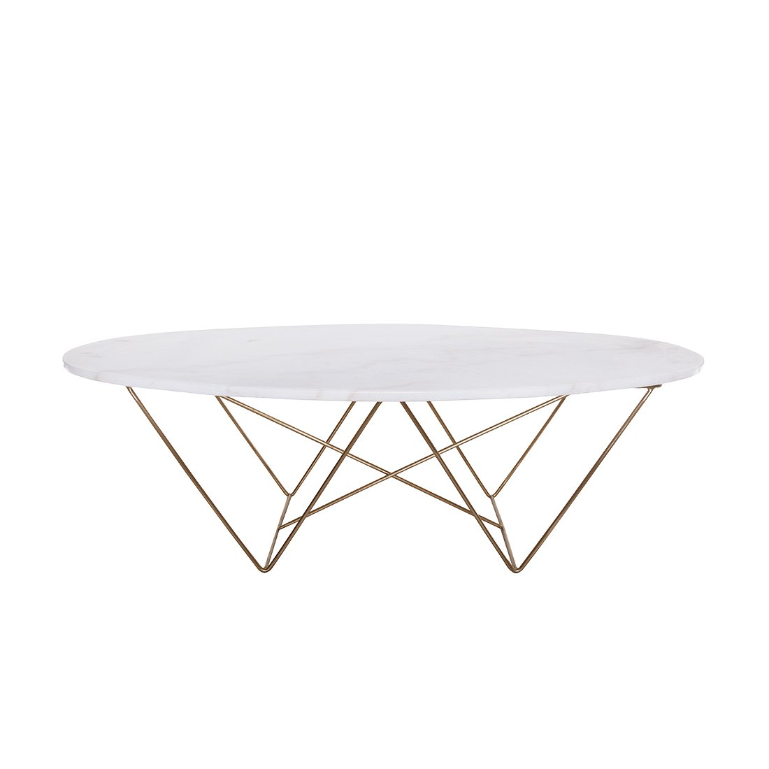 [FHT11WHT] Odense Coffee Table