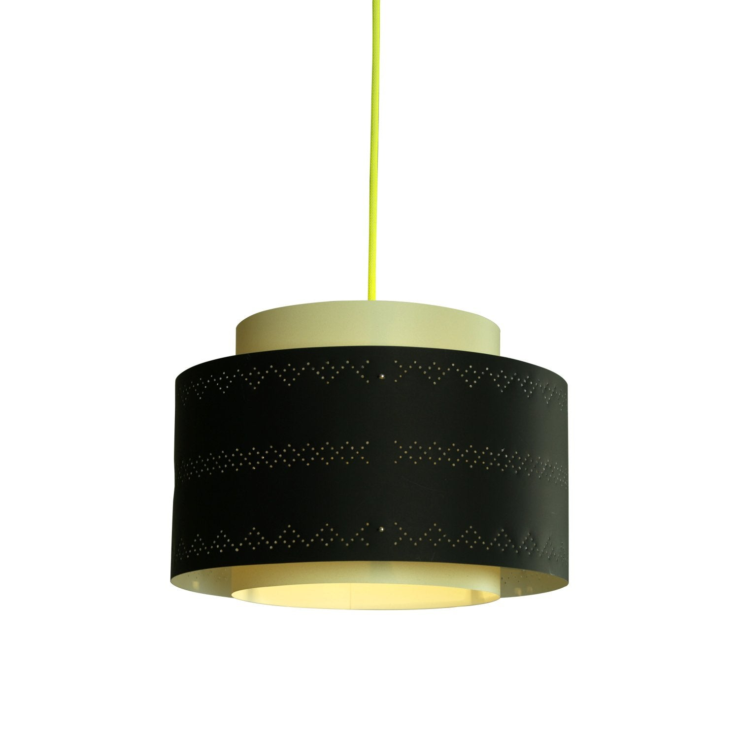 [LF1320BLKBGE] Venlo black beige  with yellow power cord SALE