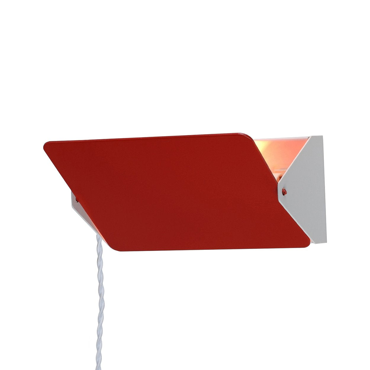 [LBW024RED] Elin red wall sconce