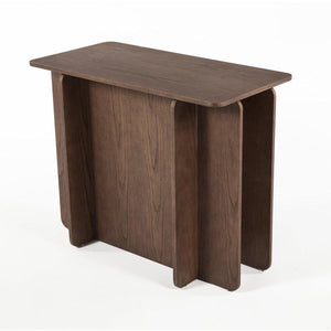 [FST0041WALNUT] The House of Cards End Table