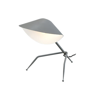 [LBT057DGREY] cille grey table lamp SALE