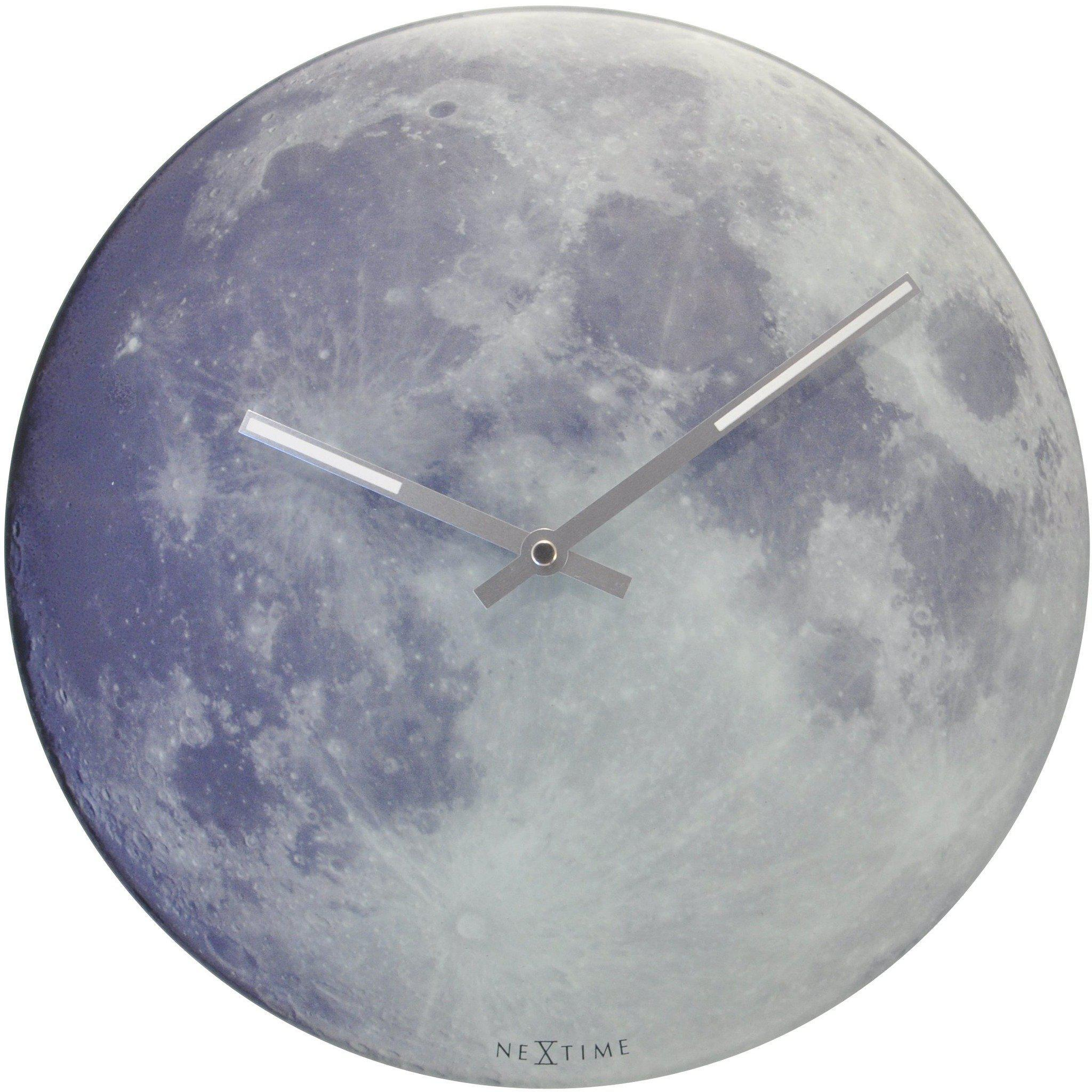 [NT8634] The Blue Moon Wall Clock SALE