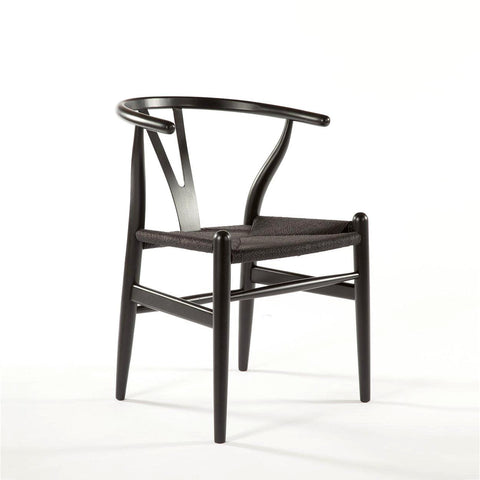 [DC541BKBK] The Wishbone Chair
