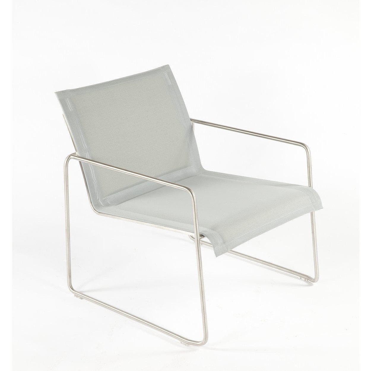 [FCC0710SILVER] The Dynamic Lounge Chair SALE