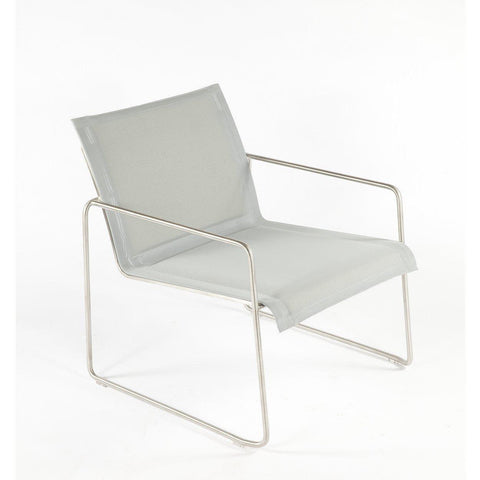 [FCC0710SILVER] The Dynamic Lounge Chair