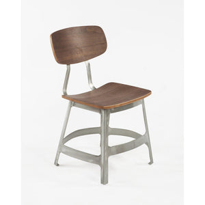 [FOC52545WALNUT] The Vyl Side Chair