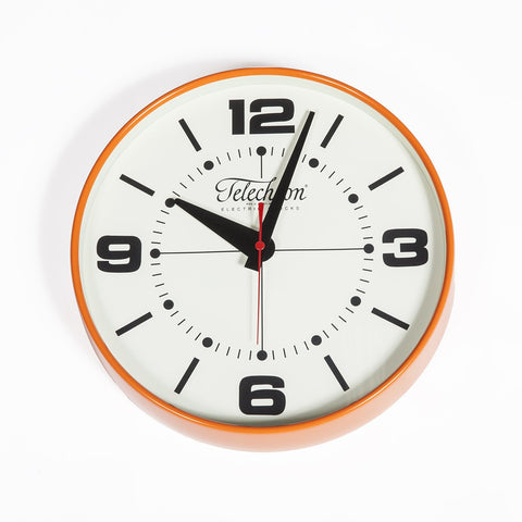 [G133512PEACH] Ahlgren Clock SALE