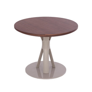 "[FET4649WALNUTD] Spinete Side Table – 22"" Sale"