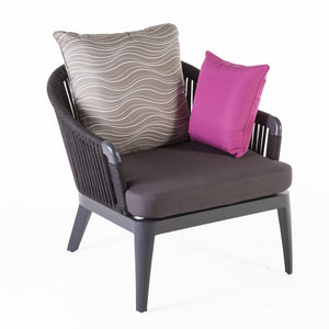 [FCC2110BLK] The Sarpi Lounge Chair Sale