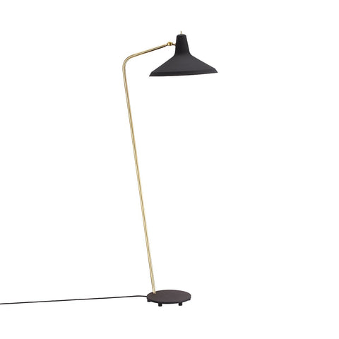 [LBF081BLK] G-10 Floor Lamp