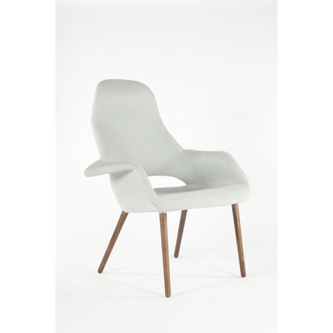 [FZC002BLUE] The Organic High BackChair