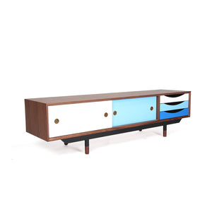 [FB0600WALNUT] Soren Media Console