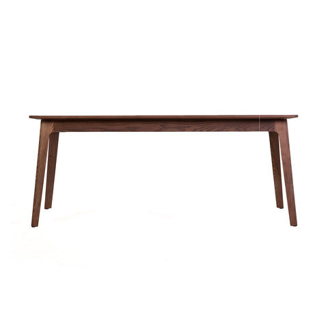[FET0125WALNUTD] Sean Dix Street Dining Table - 71""