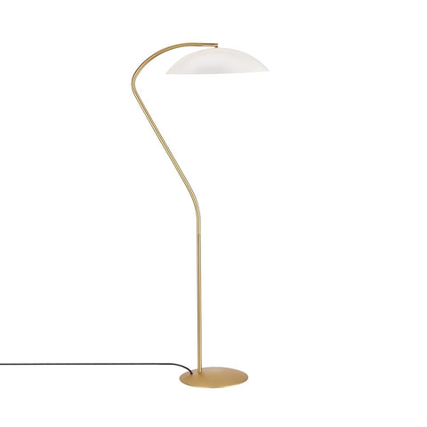 [LBF084WHT] Cobra Floor Lamp
