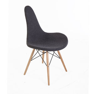 [FJC160DGREY] Giacomo Side Chair