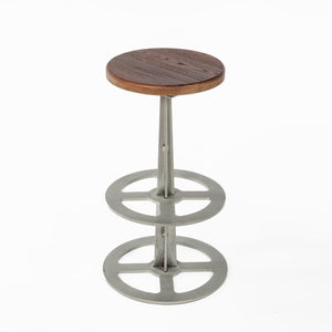 [FOC85169WALNUT] The Vrove Stool SALE