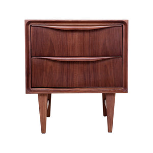 [FES5205WALNUT] Visselig Nightstand