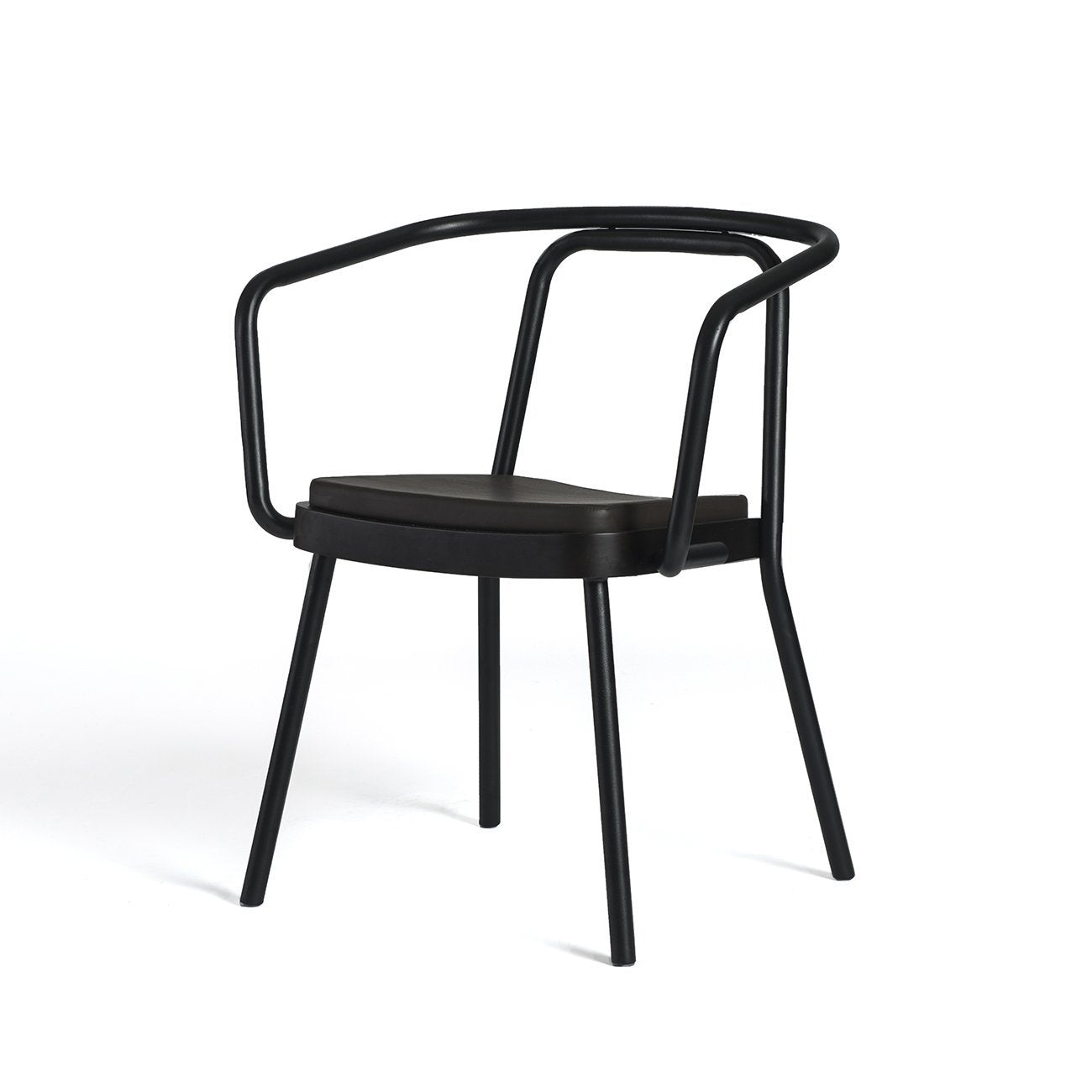 [FEC5249BLK] Chômchôm Dining Chair