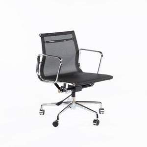 [FZC1055BLK] The Mid-Century Mesh Executive Office Chair sale