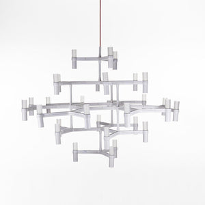 [LM35030PWHT] The Bollnas chandelier