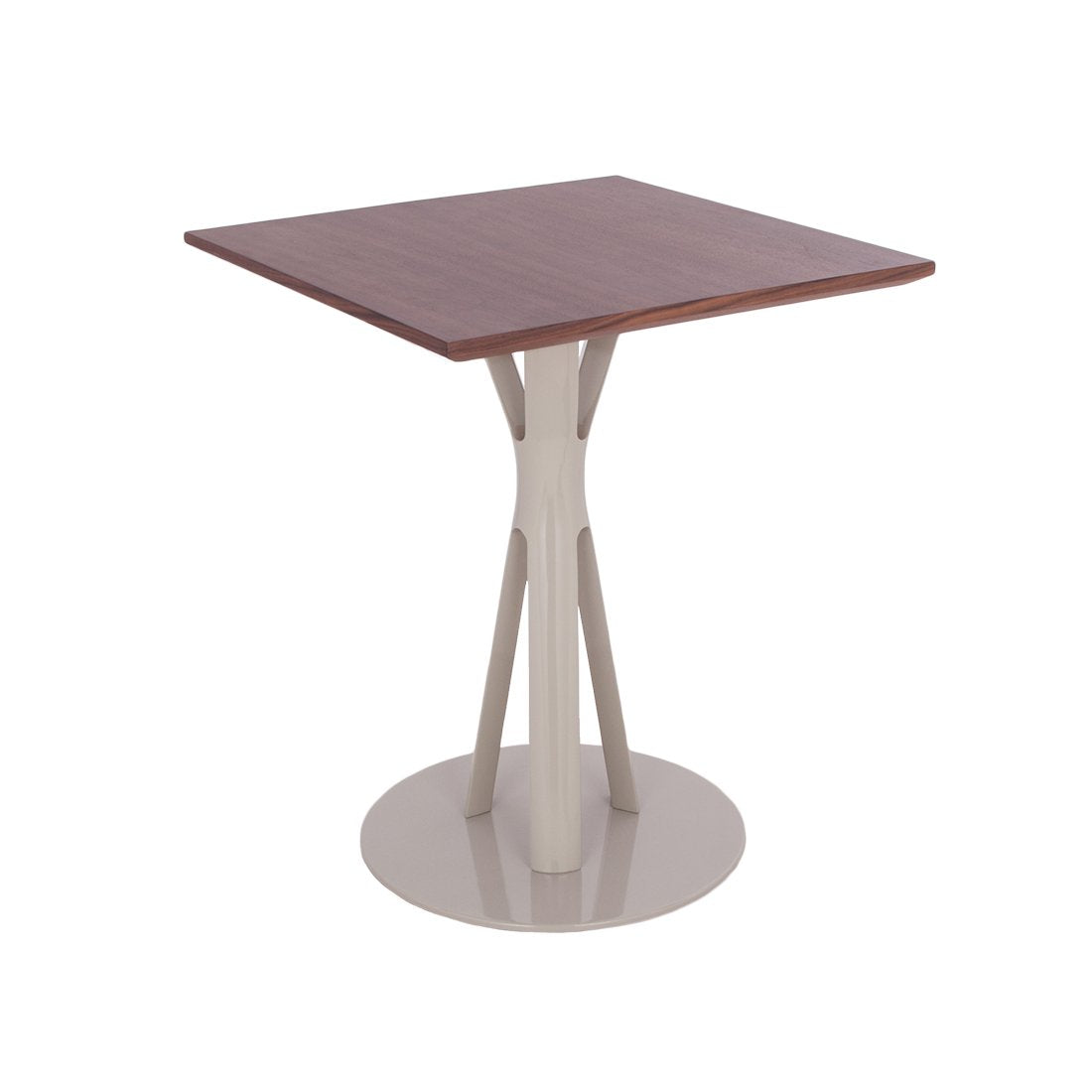 [FET5649WALNUTB] Asterisk Side Table – Square