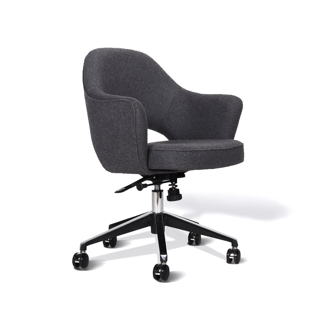 [FB0004GREY] The Peterson Office Chair
