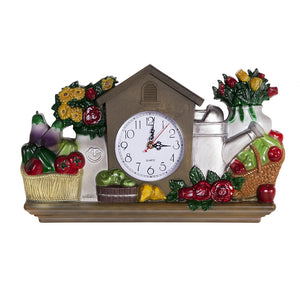 [N110731] Gardening Wall Clock SALE