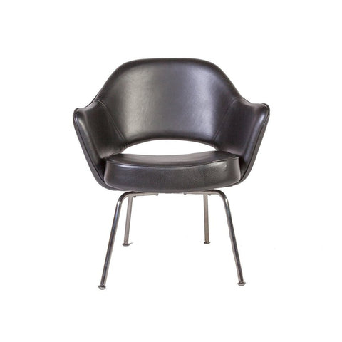[FEC3027BLK51] The Peterson Arm Chair