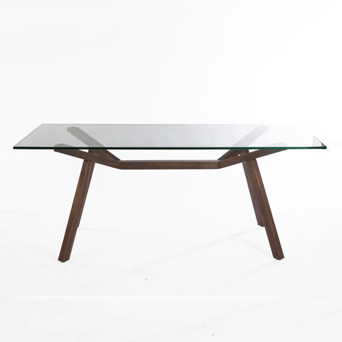 [FET5319GLASS] The Eskilstuna Desk