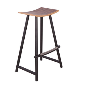 [FEB7449WALNUTC] Vigi Bar Stool