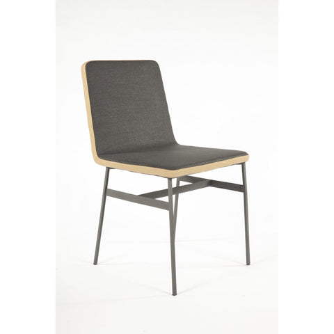 [FSC002DGREY] The Porter Dining Chair