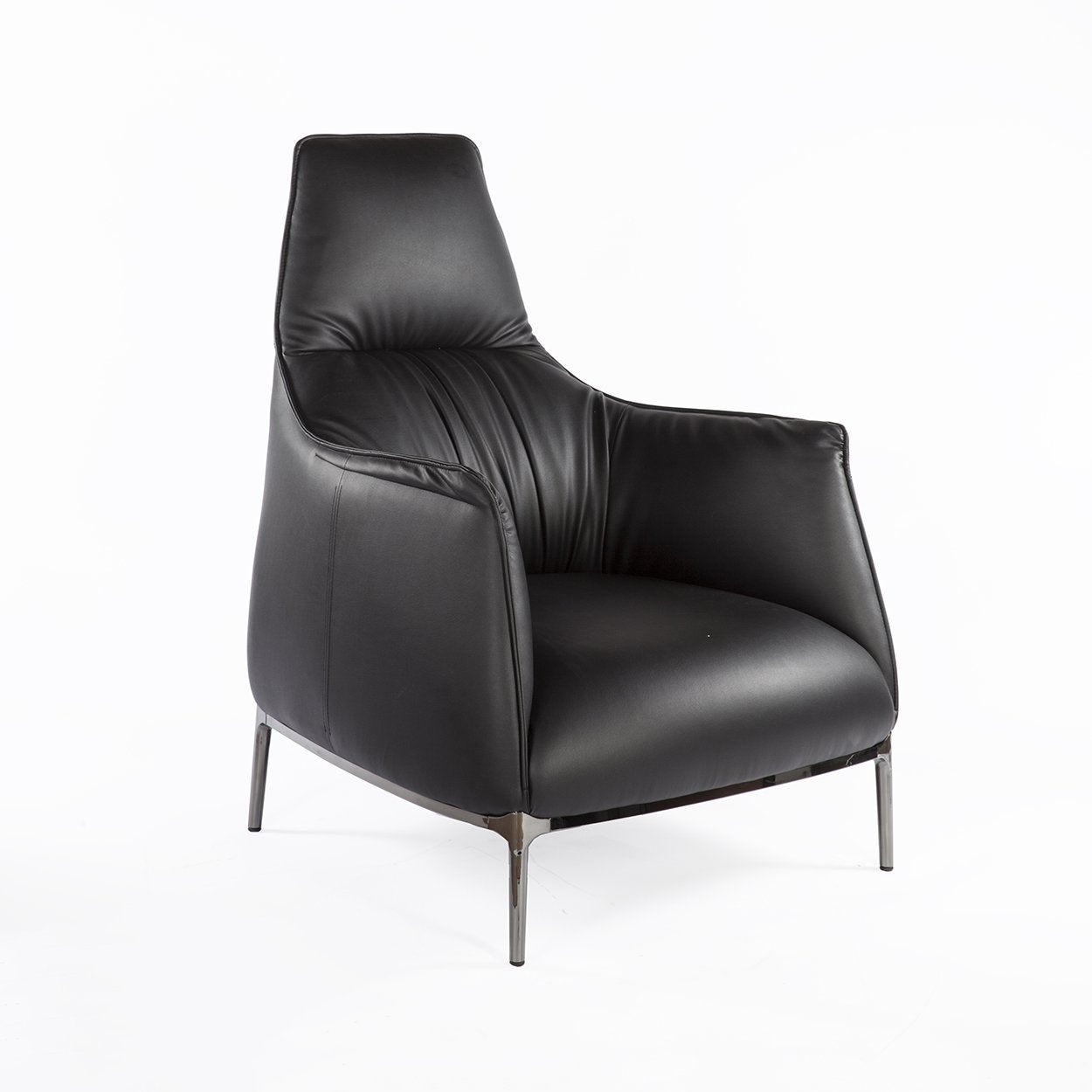 [FV064BLK] Babak High Back Lounge Chair SALE