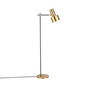 [LBF083BRASS] Tumba Floor Lamp
