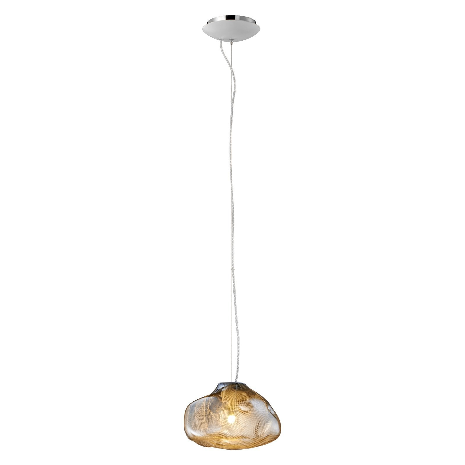 [LM619PGREYS] Poki Pendant Lamp Small [New]