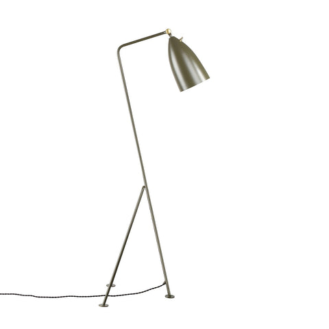 [LBF001GRN] The Grasshopper Floor Lamp