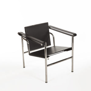 [FEC9203BLK] Horten Arm Chair