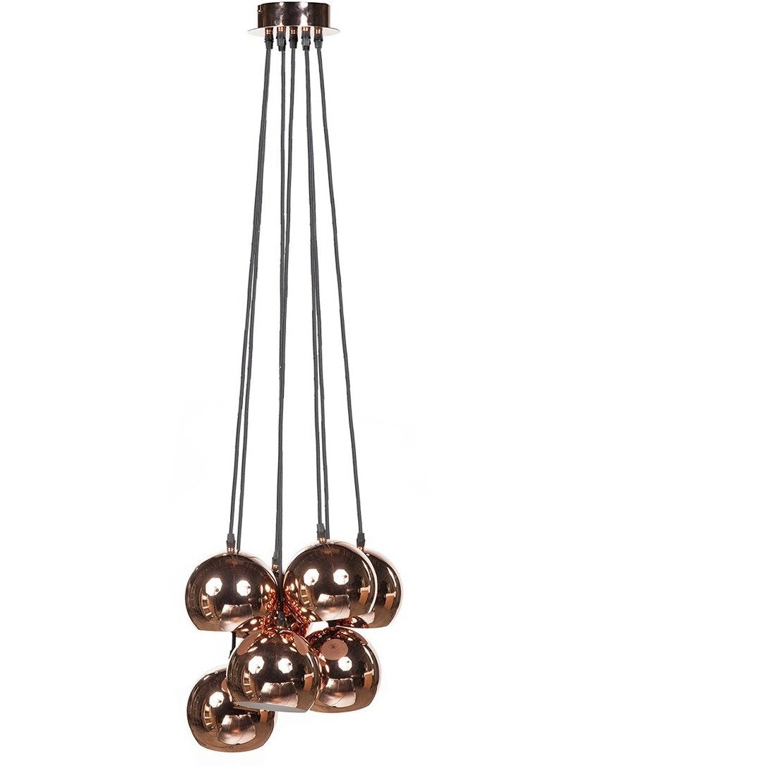 [LI6084COPPER] The Almeirim Chandelier SALE