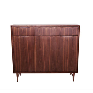 [FES9206WALNUT] Visselig Storage Unit