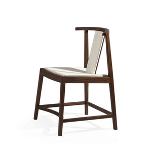 [FEC2729WHT] JX Side Chair
