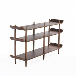 [FES3319WALNUTA] Sean Dix bookcase X6 SALE