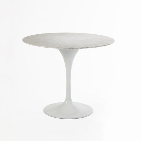 [RT335R42] The Marble Tulip Dining Table 42