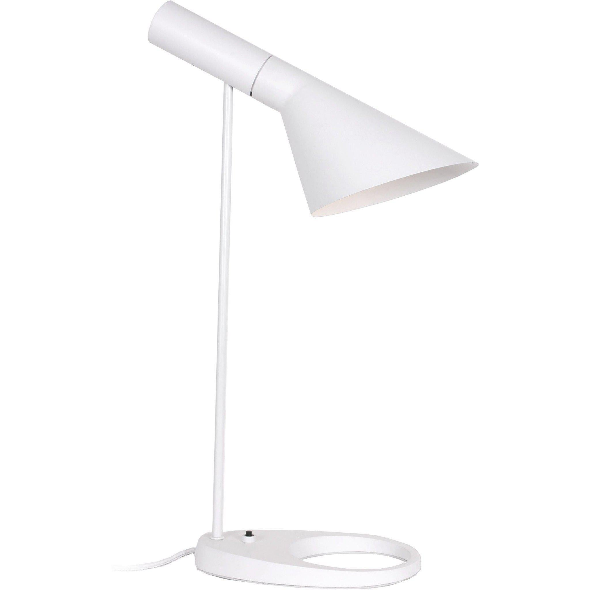 [LBT002WHITE] The AJ Table Lamp