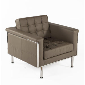 [FV1051TAUPE] The Urne Lounge Chair