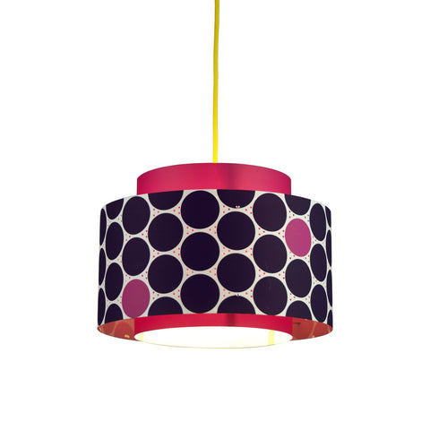 [LF1314BERRY] Venlo berry  with yellow power cord SALE