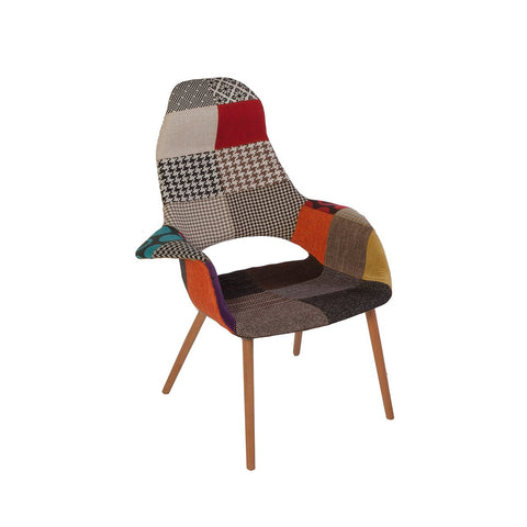 [FRC151COLOR] The Organic High BackChair