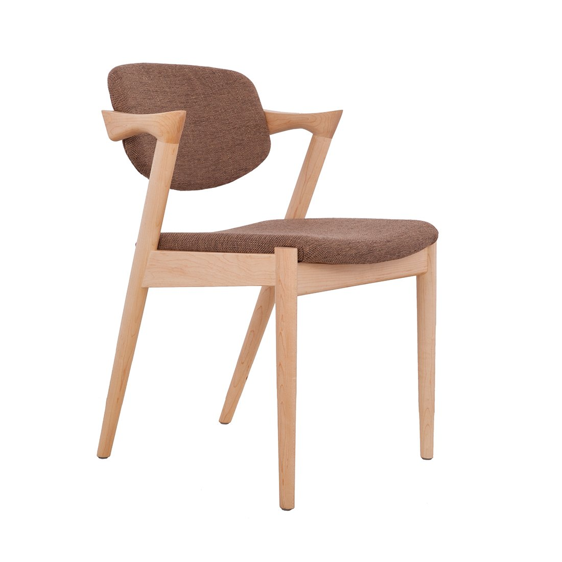 [FEC7629TWBRN] The Levanger Arm Chair