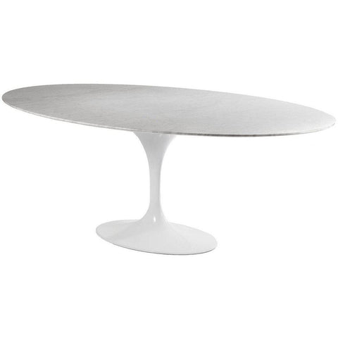 [RT335VWHITE] The Marble Tulip Dining Table 79