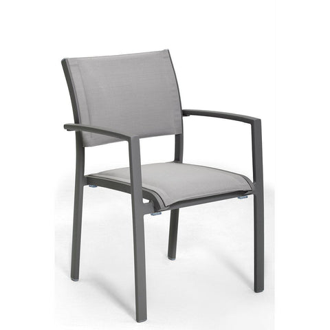 [FCC0404GREY] The Rhodes Arm Chair