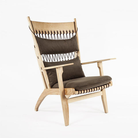 [FRC019NTRL] The Susa Lounge Chair